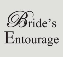Bride's Entourage by omadesign