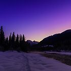 05/01/2014 Winter sunrise by RevelstokeImage