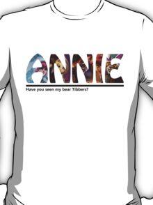 Choose Team Annie T-Shirt