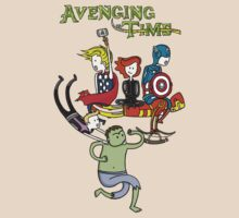 Avenging Time! by Sherlock-ed