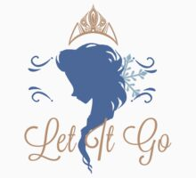 Elsa Silhouette : Let it Go by hboyce12