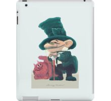 Two comrades iPad Case/Skin