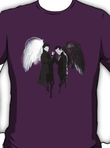 On the Side of the Angels T-Shirt