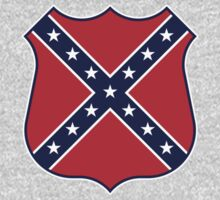 Emblem of the Confederate States of America by MrFaulbaum