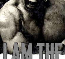 Muhammad Ali I Am The Greatest Sticker