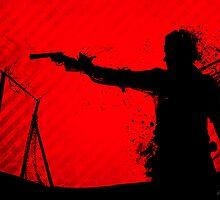 The Walking Dead - Rick by robozcapoz