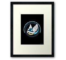 May The Races Be Ever In Your Favor Framed Print