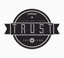 Trust Thy Legs - Riders Tee by trustthylegs