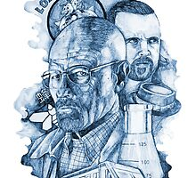 Breaking Bad Montage by Chantel Smith