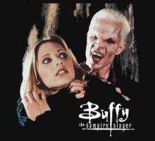 Buffy & Spike Shirt by famedazed