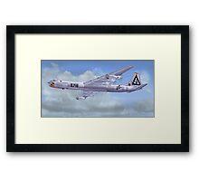 USAF B-36 Peacemaker Framed Print