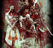 Assassins Creed by sazzed