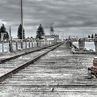 Port MacDonnell Pier by Thomas Stayner
