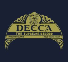 Decca Label 1929 by Jenn Kellar