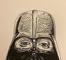 Darth Vader by Jakeylangston