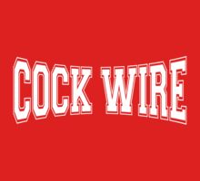 COCK WIRE by tinybiscuits