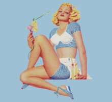 50's Pinup Girl by famedazed