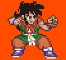 Yamcha pixel, from Dragon Ball by cocolima
