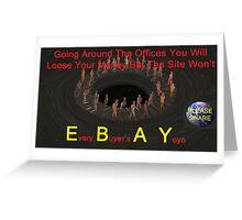 Every Buyer's A Yoyo 4 Greeting Card