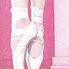Jessy on Pointe, 2011 by RobHogan