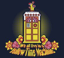 Yellow Time Machine 2014 by Baznet