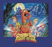 Scooby Doo : Zombie Island Shirt by famedazed