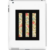 Paramore Three bars iPad Case/Skin