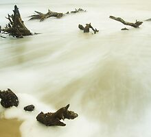 Rushing Waters by lattapictures