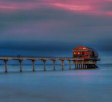 Bembridge Lifeboat Station by manateevoyager