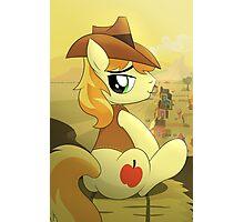 Braeburn Shirt (My Little Pony: Friendship is Magic) Photographic Print