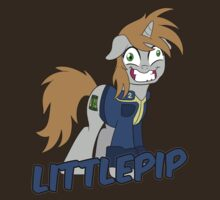 Insane Little Pip (Fallout: Equestria) by broniesunite
