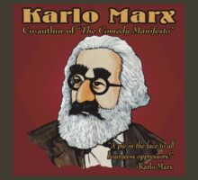 Karlo Marx by chrisagee