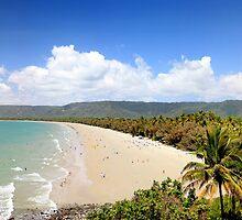 Four Mile Beach, Port Douglas Australia by James Hillier