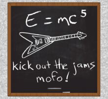 E=mc5 by chrisagee
