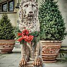 Biltmore Christmas Lion by Keith Reesor