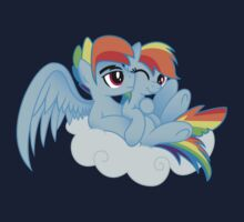 Rainbow Dash Shirt (My Little Pony: Friendship is Magic) by broniesunite