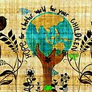 "Revamped Version of ""Hope For a Better World for Your Children"" by AmbientKreation"