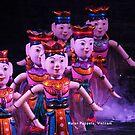Water Puppets, Vietnam by Geoffrey Higges