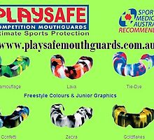 Mouthguards QLD by safemouth00
