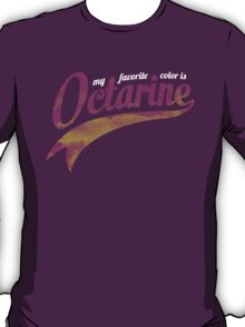 Octarine is my Favorite Color T-Shirt