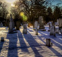 Icy Death by njordphoto