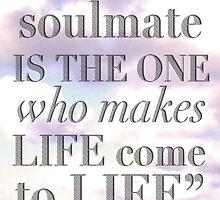 Soulmate by JmeM