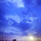East Midlans Parkway Sunset by acrichton