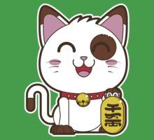 Maneki Neko (White) by quizno1124