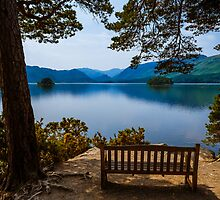 Friars crag view. by Graeme  Ross