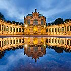 Dresden Reflections by Michael Abid