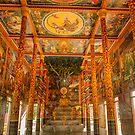 Wat Krong Kracheh by Werner Padarin