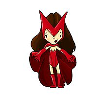 SCARLET WITCH  XMEN Photographic Print