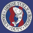 House Tully (Weirwood) by Digital Phoenix Design
