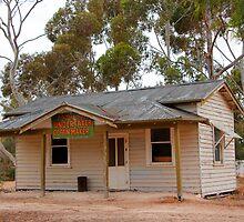 Australian Heritage Town Undertaker by jwwallace